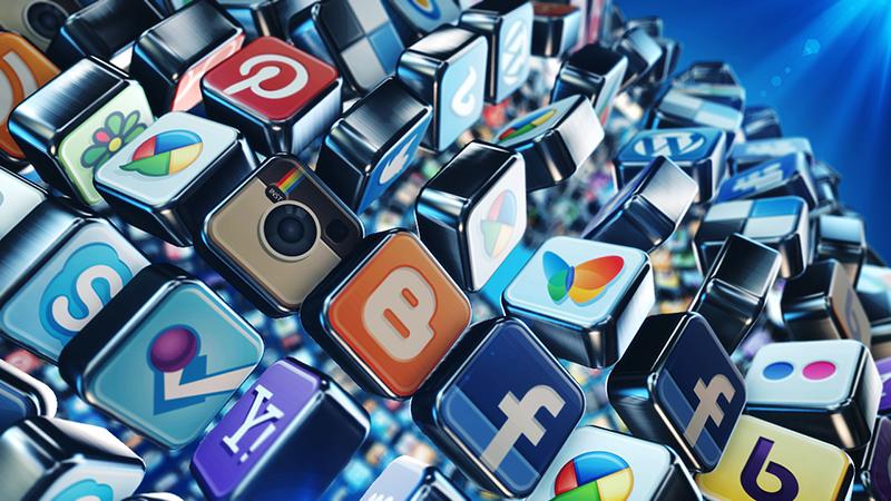 تاثیر شبکه های اجتماعی در بهینه سازی وبسایت